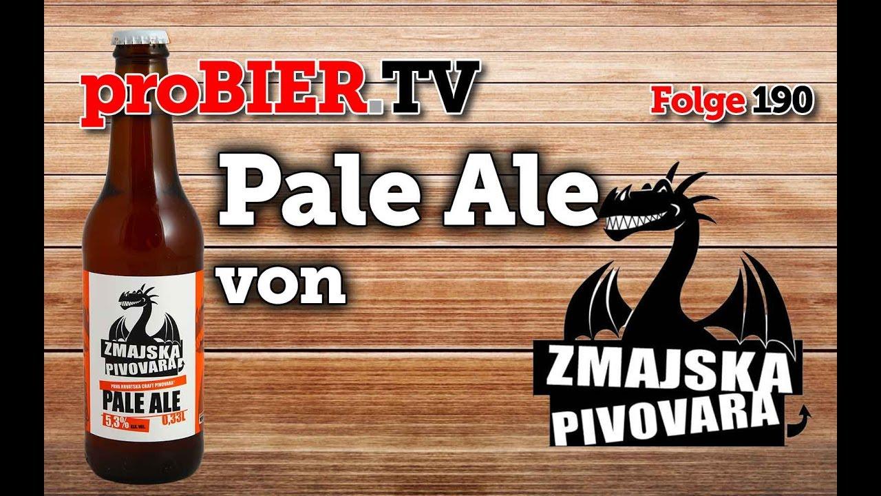 Kroatische Craft – Pale Ale von Zmajska Pivovara