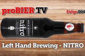 Left Hand Brewing – Nitro Milk Stout | HD-Video