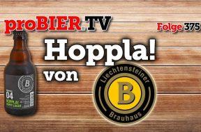 Liechtensteiner Hoppla! – Ein feines Lagerbier