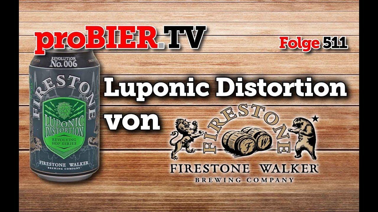Luponic Distiortion – 7 Hopfen Mix von Firestone Walker