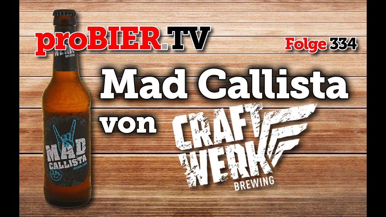 Mad Callista – Craftwerk macht den Hopfen verrückt