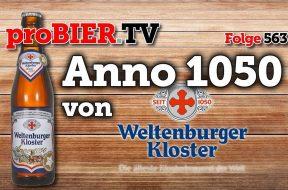 Märzen der Weltenburger Klosterbrauerei – Anno 1050