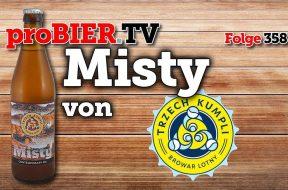 Misty – Ein NEIPA von Browar Trzech Kumpli