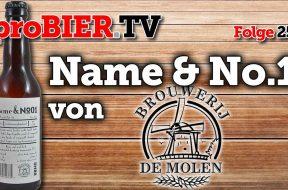 Name & No.1 – DeMolen Collab mit Brewed by Numbers