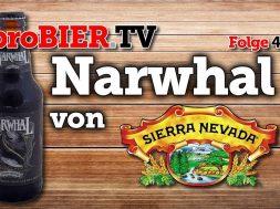 Narwhal Imperial Stout von Sierra Nevada Brewing