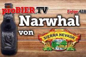 Narwhal Imperial Stout von Sierra Nevada Brewing