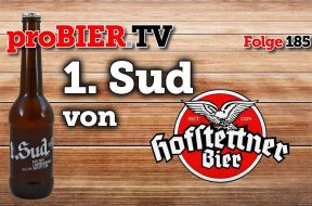 Neues Sudhaus in Hofstetten – Bockiger 1.Sud