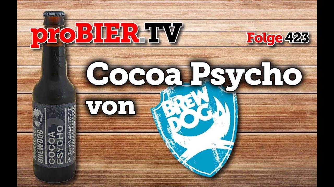 Nichts für Hopfenpsychos – Cocoa Psycho von Brewdog