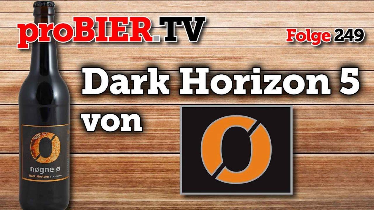 Norwegischer Dark Horizon 5 von Nogne Ø