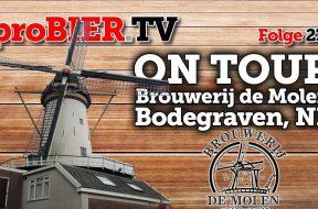 ON TOUR bei Brouwerij de Molen, NL