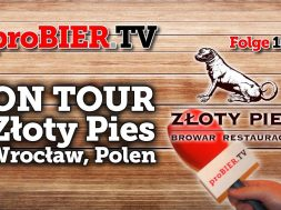 ON TOUR bei Zloty Pies, Wroclaw, Polen