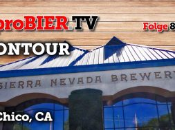 ON TOUR – Sierra Nevada Brewing, Chico, CA