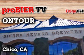 ON TOUR – Sierra Nevada Brewing, Chico, CA