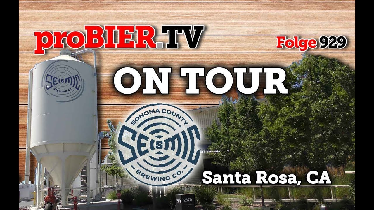 ONTOUR bei Seismic Brewing | proBIER.TV – Craft Beer Video #929 [4K]