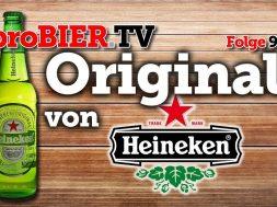 Original von Heineken | proBIER.TV – (Craft) Beer Review #991 [4K]