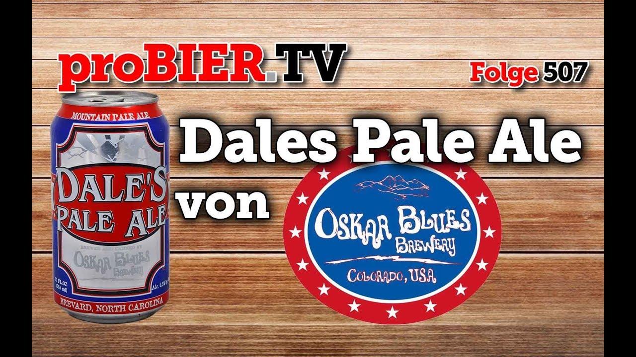 Oskar Blues Klassiker: Dale´s Pale Ale