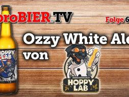 Ozzy White Ale von Hoppy Lab