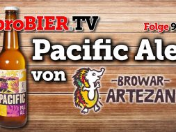 Pacific Ale von Browar Artezan | proBIER.TV – Craft Beer Review #906 [4K]