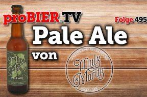 Pale Ale von Malz & Moritz aus Berlin