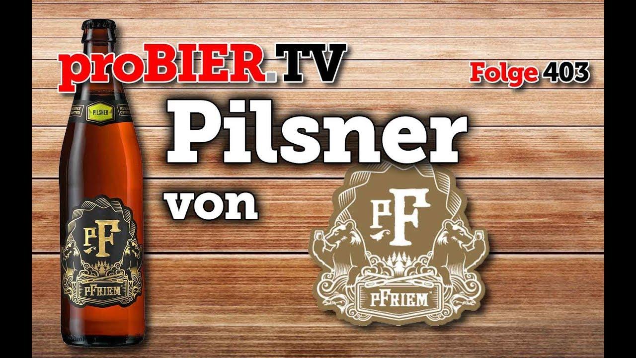 Pilsner von pFriem Family Brewers, Hood River, OR