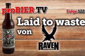 Pivovar Raven – Laid to waste – Double IPA aus Pilsen