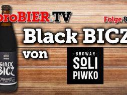 Polnische Schwarze Peitsche von Solipiwko