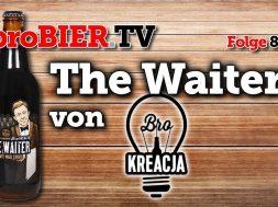 Polnischer Kellner – Brokreacja/The Waiter
