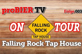 "proBIER on Tour zu Gast im ""Falling Rock Tap House"" Denver, CO"