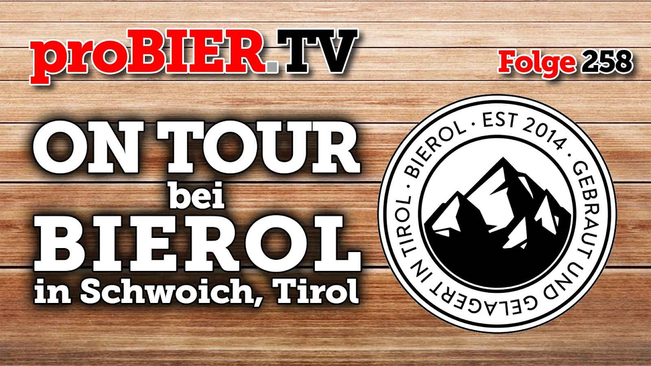 proBIER.TV ON TOUR bei Bierol