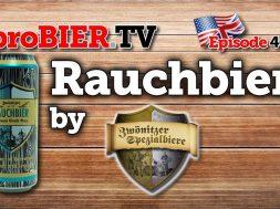 Rauchbier by Zwönitzer | proBIER.TV – Craft Beer Review #460 [4K]