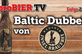 Rauhe Ostsee – Starkes Baltic Dubbel aus Rügen