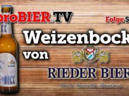 Rieder Bier Weizenbock – die starke Seite des Innviertler Weizen