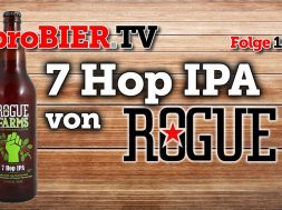 Rogue rockt mit 7 eigenen Hopfen im Farms IPA