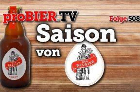 Saison aus Wien von Der Belgier Brewing