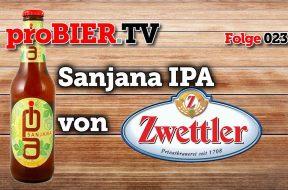 """""""Sanjana"""" ist die Schöpferin des IPA bei der Zwettler Brauerei"""