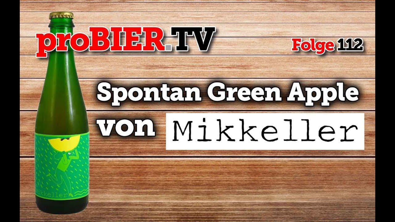 Saurer Grüner Apfel von Mikkeller