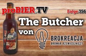 Schlachtfrisches IPA – The Butcher von Brokreacja