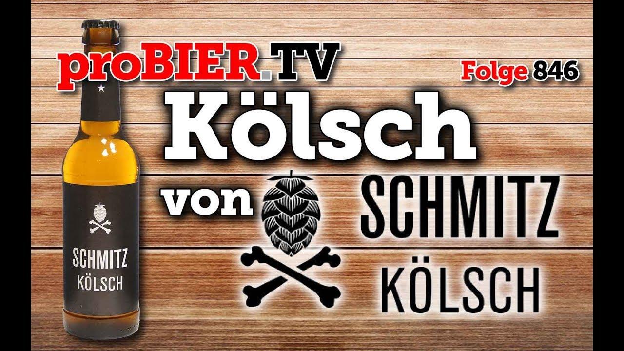 """Schmitz – Das """"Bieraten"""" Kölsch"""
