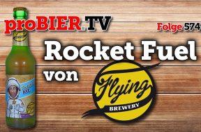 Schwedischer Raketentreibstoff – Rocket Fuel von Flying Brewery
