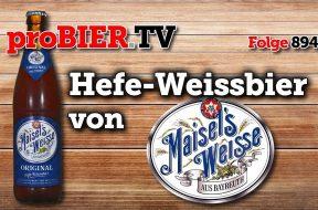 Siegerbier: Meisel – Hefe-Weißbier