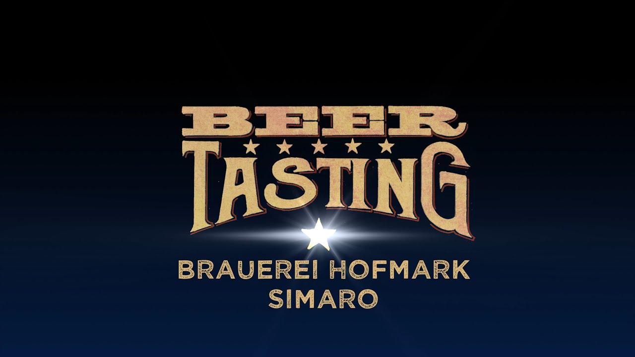 Simaro von Hofmark Brauerei | proBIER.TV – Craft Beer Review #1058 [4K]