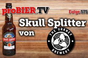 Skull Splitter – Wikinger Scotch Ale von Orkney Brewing