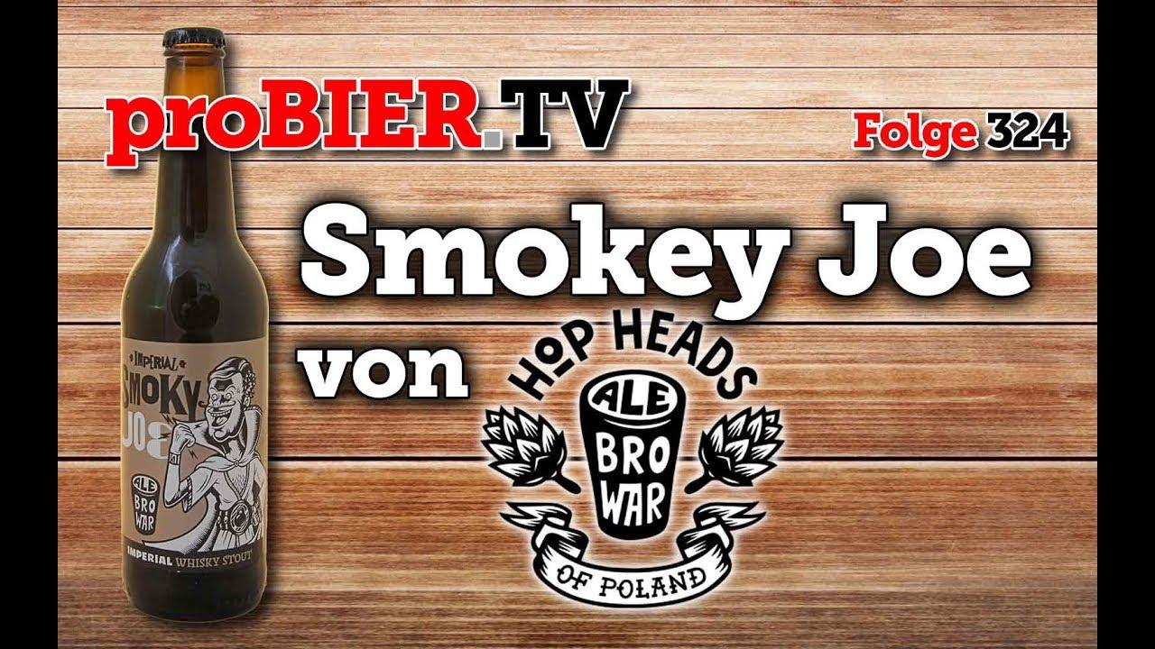 Smokey Joe – polnische Hopheads mal malzig