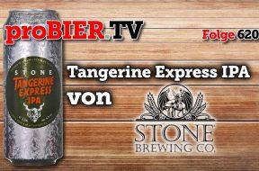 Stone bringt das Tangerine Express IPA in die Unican