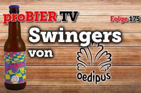 Swingers Gose mit Oedipus Brewing Komplex
