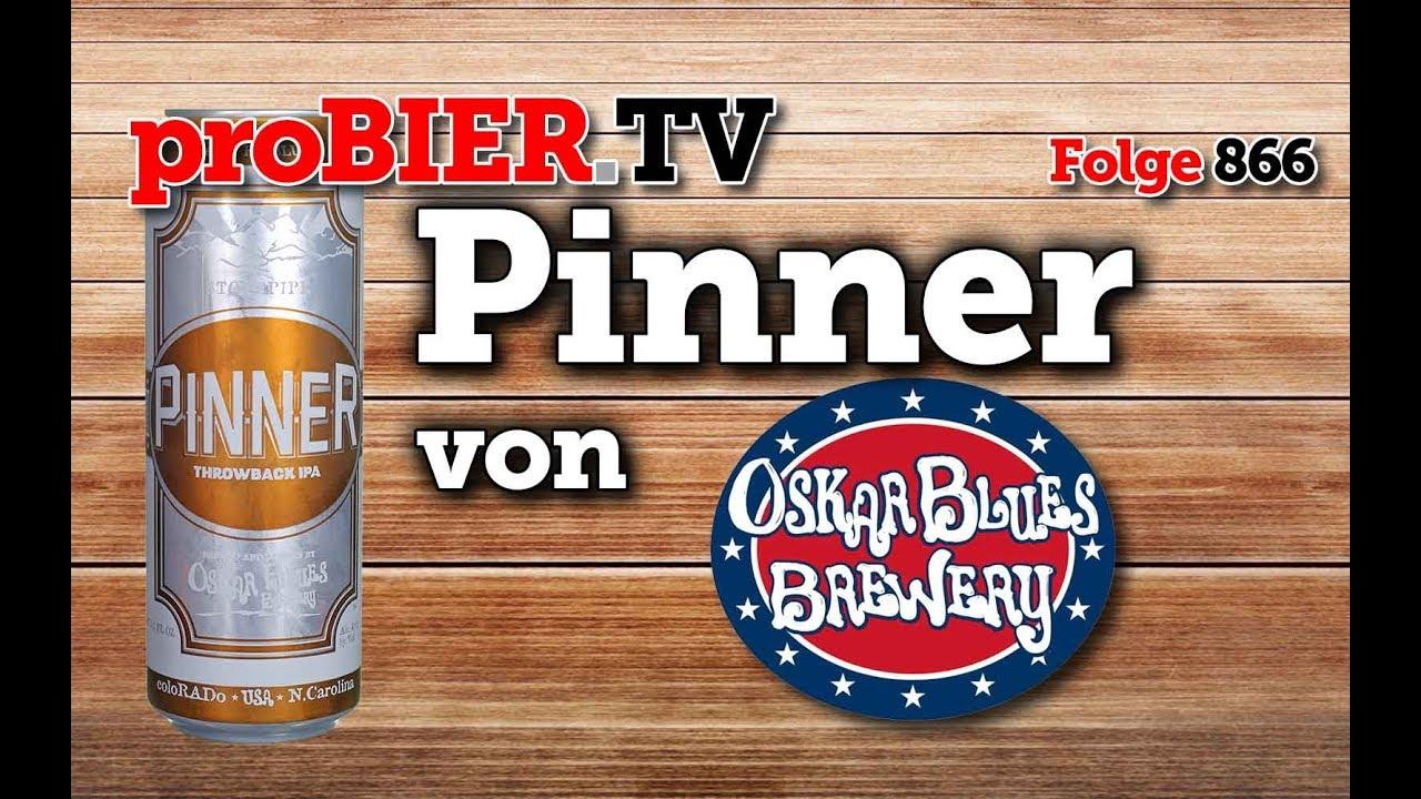 #TBT mit dem Pinner von Oskar Blues