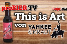 This is Art – Collab Yankee&Kraut / Pivovar Raven