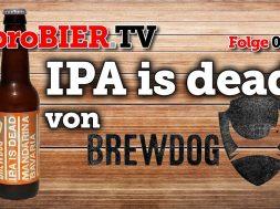 Totes IPA an bayrischer Mandarine – Punk Snack von Brewdog