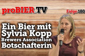 Traumjob Bierbotschafter – Sylvia Kopp im Interview