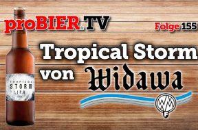 Tropical Storm mit Wojtek Frączyk von Browar Widawa